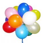 Гелиевые шары 1 шт