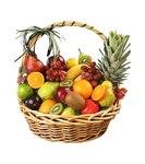 Корзина с фруктами «Ассорти»