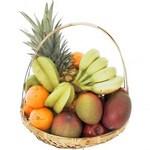 Корзина с фруктами «Тропики»